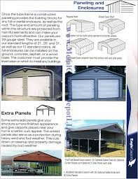 12x24 Carport Answers To Faq About Metal Carports U0026 Metal Buildings