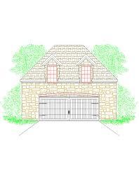a plus house plans plan 1086 garage 197