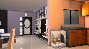 2 Bhk Home Design Plans by 2 Bhk Apartments Walkthrough Youtube