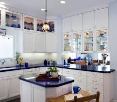 blue countertop kitchen ideas 10 blue kitchens inspiration eatwell101