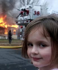 Take It Easy Mexican Meme - disaster girl meme zoe roth now