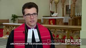 Introduction To Russia by Introduction To The Archbishop Of The Evangelical Lutheran Church