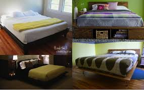 Diy Platform Bed Diy Platform Bed Tutorials 4 Beautiful Designs Do It Yourself
