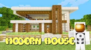 minecraft xbox one modern house tutorial 13 part 1 3 youtube