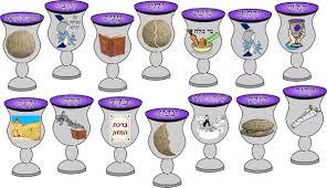 seder cups seder order kiddush cups jecc marketplace