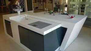 stratifi cuisine table de cuisine en stratifi simple simple table murale rabattable