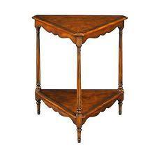 Triangular Table EBay - Triangular kitchen table