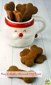 easy u0026 healthy homemade dog treats your dog will love