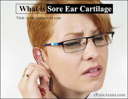 cancer of the ear cartilage sore ear cartilage or auricular chondritis causes treatment