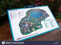 Disney World Florida Map by Map Directions In Braille At The Epcot Center At Walt Disney World