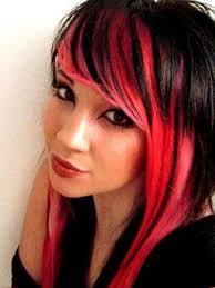photo black and red bob haircuts weave bob hairstyles
