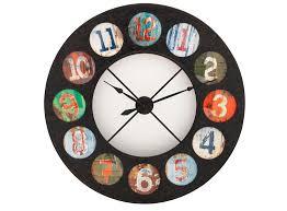 horloge design et pas cher horloge murale moderne fly