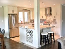 built in kitchen islands kitchen island with wine storage foter