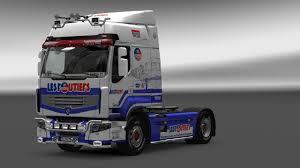 renault premium renault premium les routiers sont sympa skin euro truck simulator