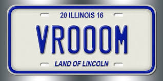Il Vanity Plates Vanity License Plate Psd Template Objects Creative Market