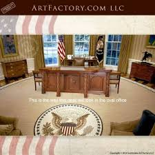 Oval Office Desk Presidential Oval Office Desk Carved Solid Wood Executive Desk