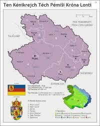 Bohemia Flag Bohemian Kingdom Map By Followbywhiterabbit On Deviantart
