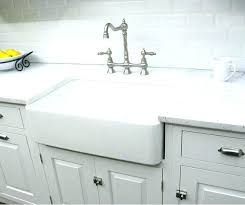 double bowl farmhouse sink with backsplash double bowl apron sink ivanlovatt com