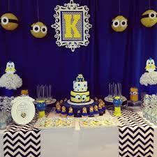minion baby shower decorations ambientacion de minions buscar con party decoration
