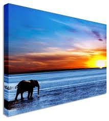 Landscape Canvas Prints by 43 Best Sunset Landscape Canvas Prints Sunrise Canvas Art Cheap