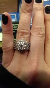 twisted band engagement ring if you a twisted shank engagement ring which band did you