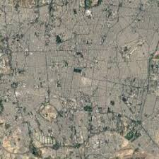tehran satellite map niavaran map iran satellite maps