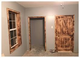 burnt wood door design idea isavea2z com