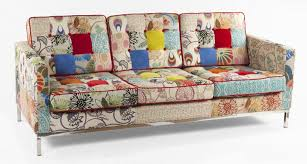sofa patchwork 5 awesome patchwork sofas for a boho living room furniture