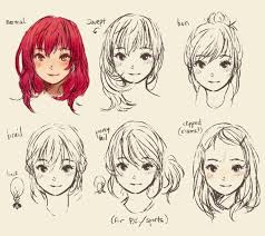 ideas about anime boy hair cute hairstyles for girls