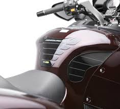 2014 concours 14 abs tank and knee pad set