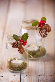 Decorated Jars For Christmas 40 Pretty And Breathtaking Christmas Candle Decoration Ideas For