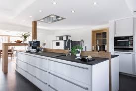 contemporary kitchen oak island germanys leicht