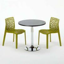 table ronde et chaises table ronde 2 chaises achat table ronde 2 chaises pas cher rue