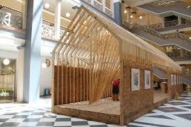 uh interior architecture students design future fifth ward