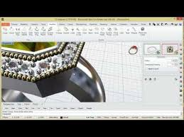 milgrain tool demo archives cad jewelry school