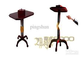 floating table best light floating table deluxe stage magic trick magic
