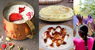 what to eat and drink during holi india u0027s festival of colors