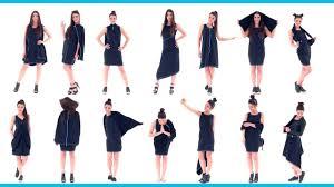 omnia 100 dresses in 1 revolutionary convertible dress youtube