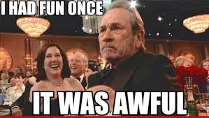 Grumpy Man Meme - tommy lee jones grumpy old man dump a day