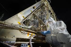 final cryovac tests on james webb space telescope instruments nasa