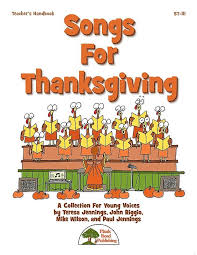 product detail songs for thanksgiving