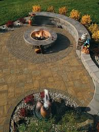 Concrete Stain Colors For Patios 50 Stunning Outdoor Living Spaces Stamped Concrete Landscape