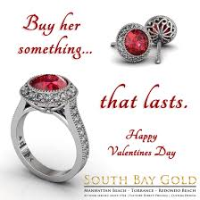 valentines sales s day jewelry at south bay gold