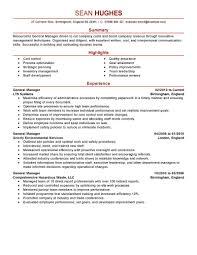 General Resume Cover Letter Samples general manager assistant cover letter