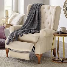 queen anne wingback recliner chair u2013 home image ideas