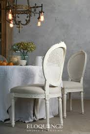 eloquence louis dining chair in a classic louis xvi style with