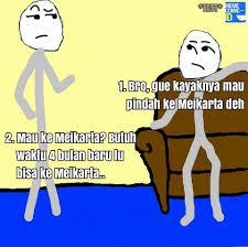 Foto Meme Comic - ke meikarta itu lama bro test meme comic indonesia facebook