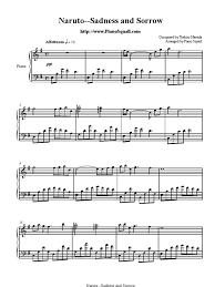 wedding dress piano sheet sadness and sorrow piano sheet