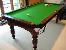 life size pool table heaphy billiards restoration service