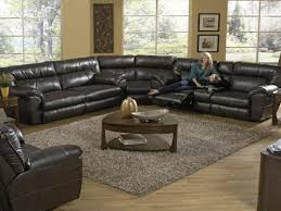 catnapper sleeper sofa colt power reclining sofa living spaces intended for nolan decor 16